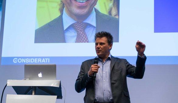 Bart Schermer financiële poort Den Haag