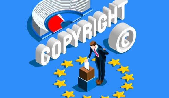 De gevreesde vernieuwde Auteursrechtrichtlijn is een feit